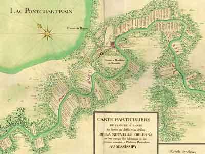 Map Of Louisiana Plantations.Mary Plantation History Braithwaite Louisiana